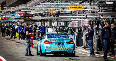 BOM GT4 Avrupa Serisi'nde Nürburgring'de
