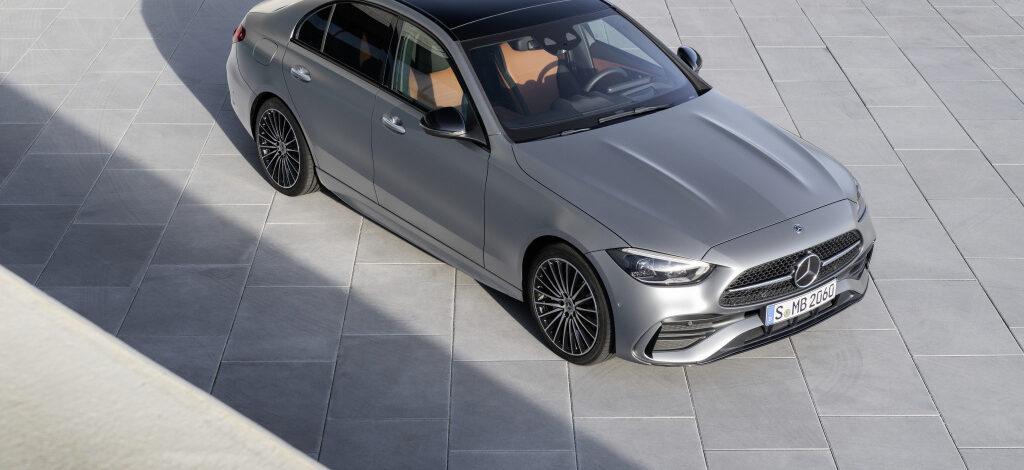Yeni Mercedes-Benz C-Serisi