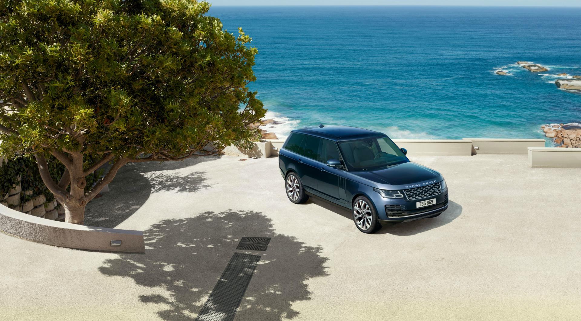 Range Rover Westminster Türkiye'de